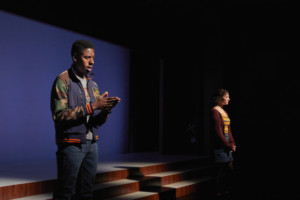 BWW Review: ACTUALLY at Hartford Theaterworks Penetrating and Harrowing