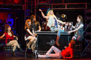 BWW Review: ROCK OF AGES Lights Up the Landmark Theatre