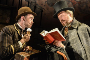 BWW Review: The Asolo's Inventive, Slapstick Production of Jules Verne's AROUND THE WORLD IN 80 DAYS - Perfect for the Kid Inside Every Adult