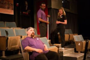 BWW Review: Dramatic Repertory Company Mounts Maine Premiere of THE FLICK