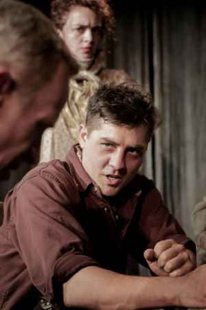 BWW Review: Atmospheric and riveting LAST MAN CLUB at Axis Company