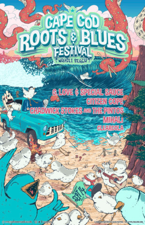 G. Love Announces 2nd Annual Cape Cod Rhythm & Blues Festival Lineup