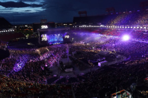 CMA Fest Delivers Epic Surprise Performances And Sold Out Crowds