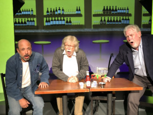 BWW Review: MISTAKES WERE MADE Reunites Three Friends Trying to Make Amends Before it's too Late