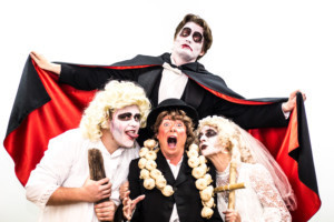 BWW Previews: DRACULA: THE BLOODY TRUTH at Theatre Royal Nelson