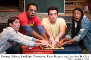 BWW Review: READY, STEADY, YETI, GO at Rogue Machine Theatre