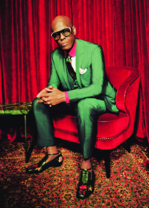 Fashion/Cultural Icon Dapper Dan Launches New Book at Brooklyn Academy of Music
