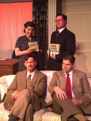 The Riverbank Theatre Presents MOONLIGHT AND MAGNOLIAS