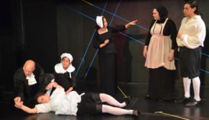 Those Women Productions Announces the World Premiere of WITCH HUNT