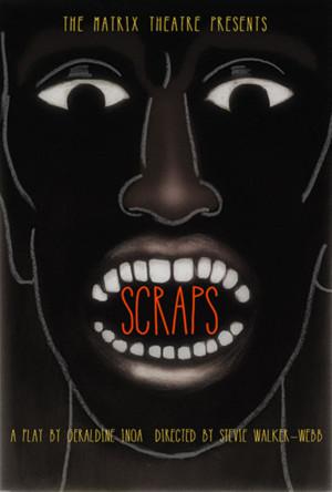Geraldine Inoa's SCRAPS to Make West Coast Premiere