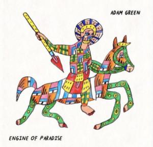 Adam Green Announces New LP ENGINE OF PARADISE