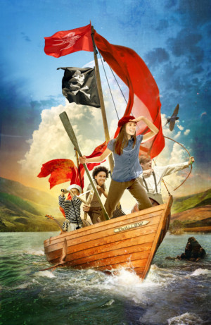 SWALLOWS & AMAZONS Comes to York Theatre Royal