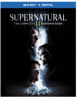 The Journey Continues As SUPERNATURAL The Complete Fourteenth Season Comes To Blu-ray & DVD