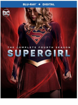 SUPERGIRL The Complete Fourth Season Is Flying Into Homes 9/17