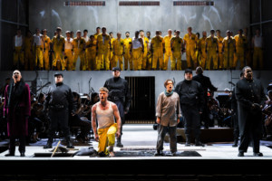 BWW Review: Reshaping Beethoven's FIDELIO into Lang's PRISONER OF THE STATE at the Philharmonic