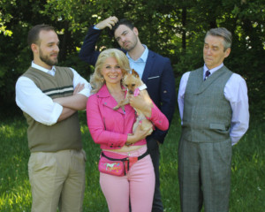 CRT Continues Season with LEGALLY BLONDE