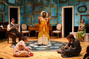 BWW Review: Bright and Funny New Adaptation of PRIDE AND PREJUDICE at Warehouse Theatre