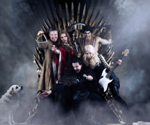 Review: SHAME OF THRONES: The Musical Comically Spoofs the Feuding Lannister, Stark, and Targaryen Families
