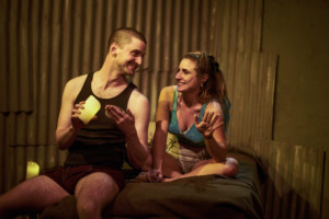 BWW Review: Alan Bowne's BEIRUT Explores Love and Freedom in a Dystopian Future, at the Shoe Box Theatre
