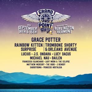 Grace Potter Announces Lineup for Ninth Annual Grand Pont North Festival