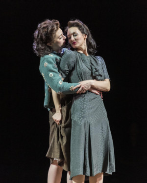 Review: INDECENT Centers on Love Winning Over the Forces of Hate as Told by the Author and Performers of Sholem Asch's Groundbreaking Play GOD OF VENGEANCE