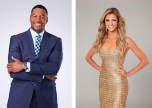 Michael Strahan, Erin Andrews to Host HIGHWIRE LIVE IN TIMES SQUARE