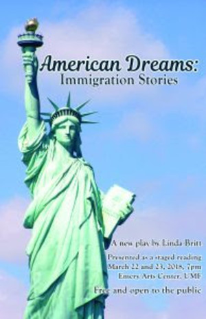 Auditions Scheduled For AMERICAN DREAMS In Norway At The UU