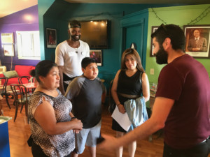 Fountain Theater Brings Cops, Kids Together for Community Building Program