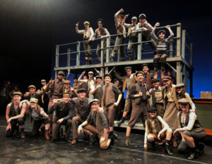 City Circle Theatre Co Welcomes Talent From 10 Area Schools for Disney's NEWSIES