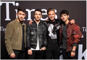Jonas Brothers and Ryan Tedder Discuss Music and Collaboration at TimesTalks
