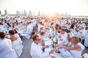 LE DINER EN BLANC Returns to NY for 9th Consecutive Year-All White Pop-Up Culinary Event in 80 Cities Worldwide