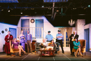 BWW Review: RUMORS Often Lacks Laughter at the Central New York Playhouse