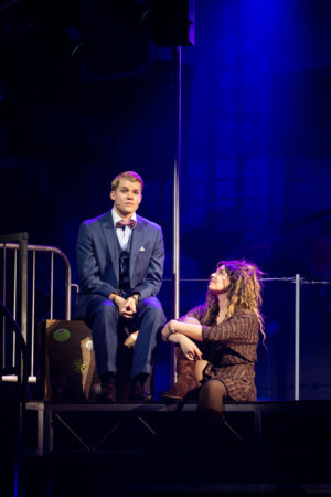 BWW Interview: Chris Renalds ROCK OF AGES Journey Goes from Mezzanine to Center Stage at Wolf Trap