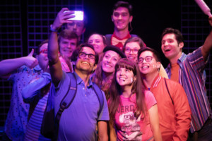 Review: THE BULLY PROBLEM Action-Packed Musical About Bullying, Standing up for Yourself - and Robots - Shines at Fringe