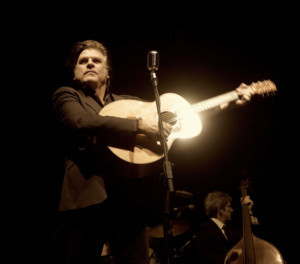 Tex Perkins Celebrates The 10th Anniversary Of 'The Man In Black - The Songs & Story Of Johnny Cash'