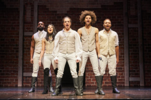 BWW Review: Raise A Glass And Cheer For SPAMILTON