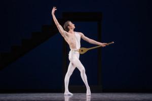 Brendan Saye Promoted To Principal Dancer