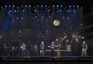 SHNSF's 20th Anniverary Tour of RENT Amazes