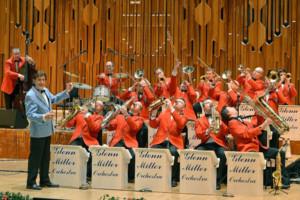 The Glenn Miller Orchestra Arrives In Worthing