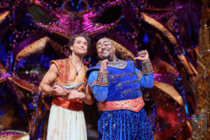 ALADDIN Celebrates Third Birthday At London's Prince Edward Theatre