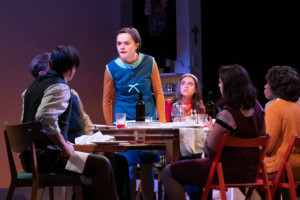 BWW Review: NAPOLI, BROOKLYN, Park Theatre