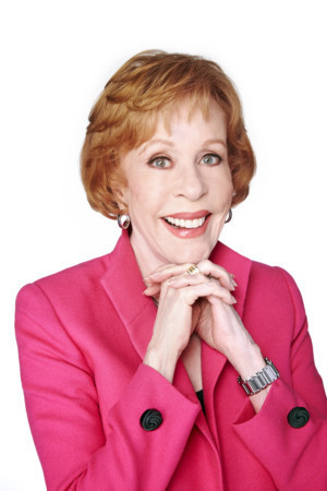 Carol Burnett Comes To Buffalo