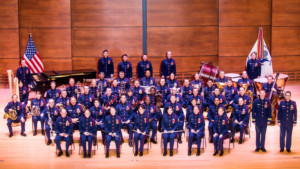 U.S. Coast Guard Band Comes to Marcus Performing Arts Center