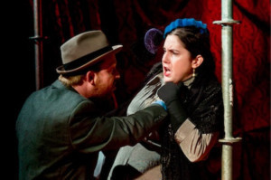 BWW Review: Topical and Mostly Sure-Footed Rendering Of ARTURO UI from Scena