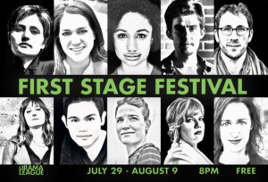 The Drama League Launches FIRST STAGE FESTIVAL This Summer
