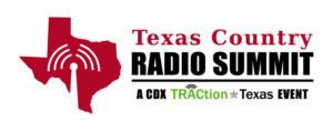 Innagural Texas Country Radio Summit Set for September