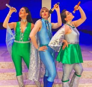 The International Hit Sensation MAMMA MIA! Boogies its Way to the Millbrook Playhouse this Week