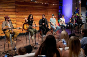 Florida Georgia Line Hosts Surprise Performance at St. Jude Children's Research Hospital