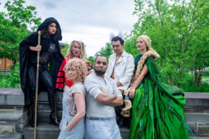 The Hangar Theatre Company Presents INTO THE WOODS from June 28 to July 13