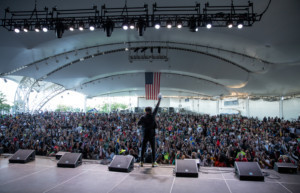 SummerStage Returns to Coney Island Boardwalk for Free Performances